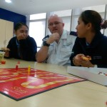 Playing the Sepsis Game in Abu Dhabi, UAE