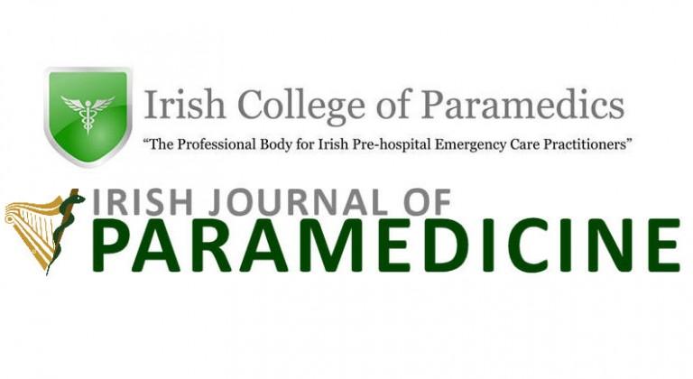 Introducing the Irish Journal of Paramedicine