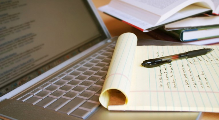 Dissertation writing tools and workflow
